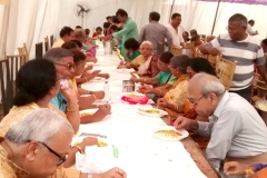 Durga-Ashtami-6-Bhog-serving-to-senior-citizens