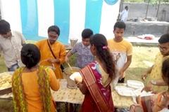 Durga-Navami-11-Bhog-Ditribution